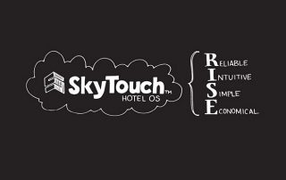 Future Hotel PMS RISE - SkyTouch Hotel OS