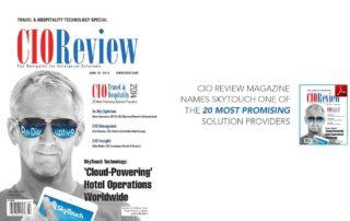 SkyTouch Hotel OS - CIO Review