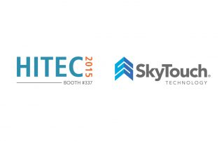 """Growth Without Limits"" Value Fuels SkyTouch at HITEC 2015"