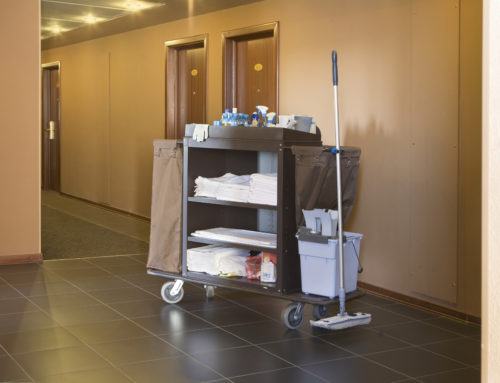 How Mobile Technology Can Help Reduce Housekeeping Costs