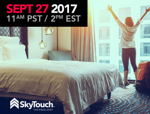 Hotel Loyalty Webinar now available On Demand!
