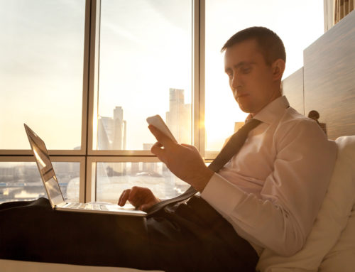 Smartphone Technology Is Changing The Hotel Business