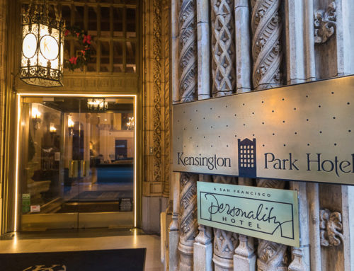 Get to know the Kensington Park Hotel