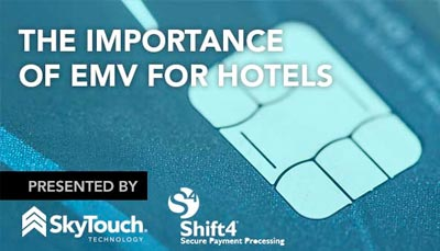 The Importance of EMV for Hotels