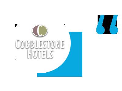 Cobblestone Hotels Quote