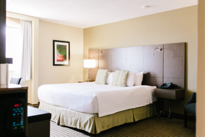 Victoria Inn Hotel Room