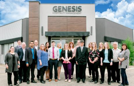 Genesis hospitality group