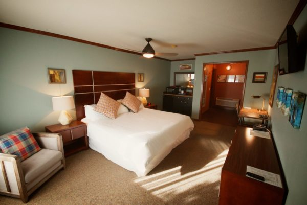 MVL Hotel Room