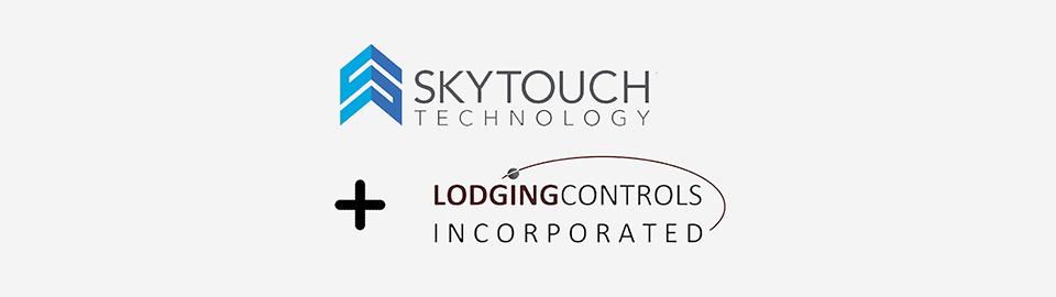ST and LodgingControls logos